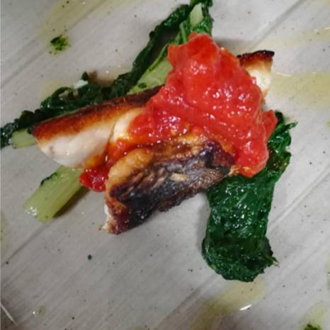 Filetto Spigola Pesce Fresco Alghero